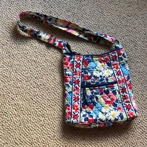 Vera Bradley shoulder or crossbody bag